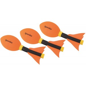 Mini Torpedos - Set of 3