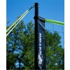 Spiker Steel Sport Volleyball Net System