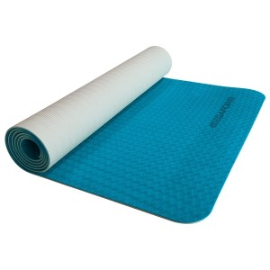 Tapis de yoga Performance bicolore