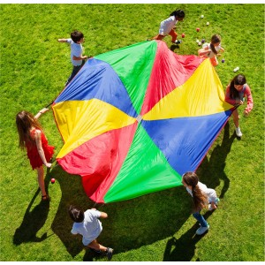 Parachute traditionnel